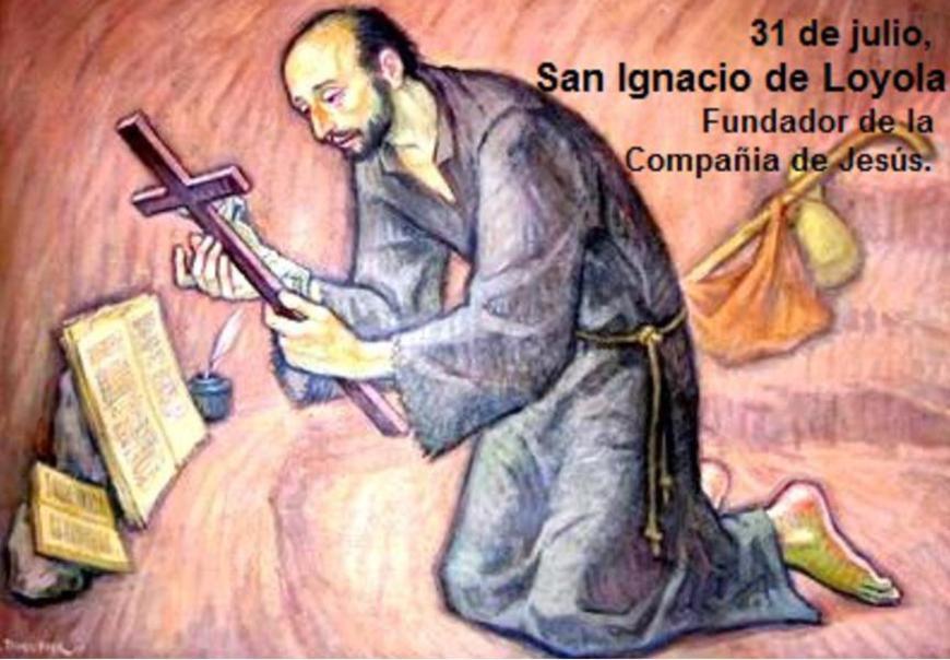31 de Julio - San Ignacio de Loyola